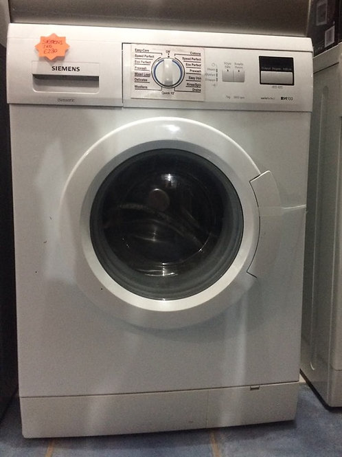 Siemens 7kg washing machine