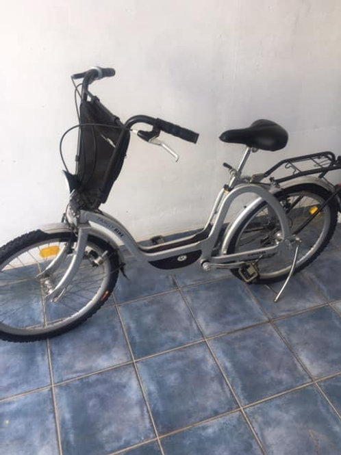 Family bike in excellent condition with extras