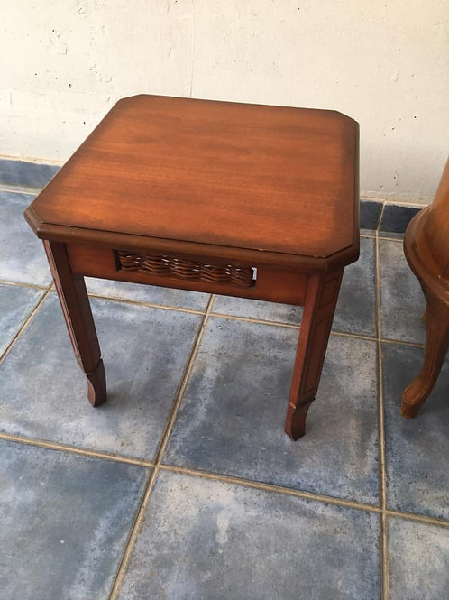 Quality wood occasional table
