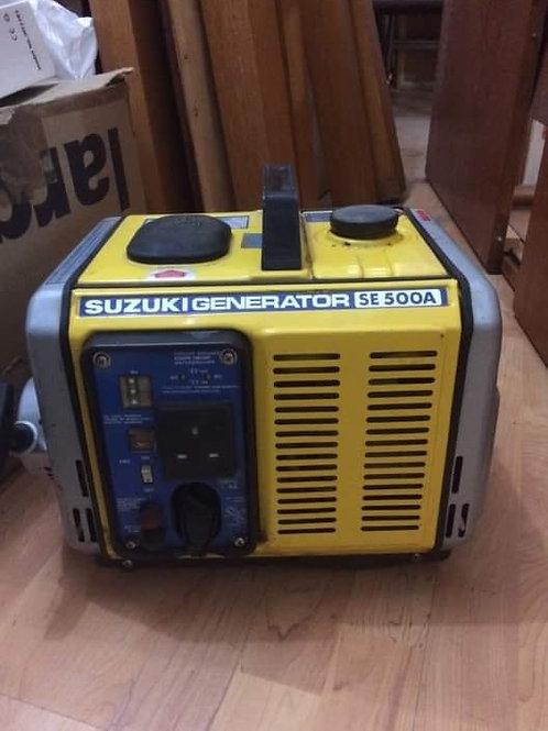 Suzuki Generator SE 500A