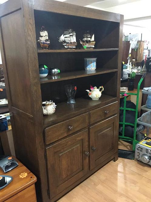Antique Dutch Oak Dresser