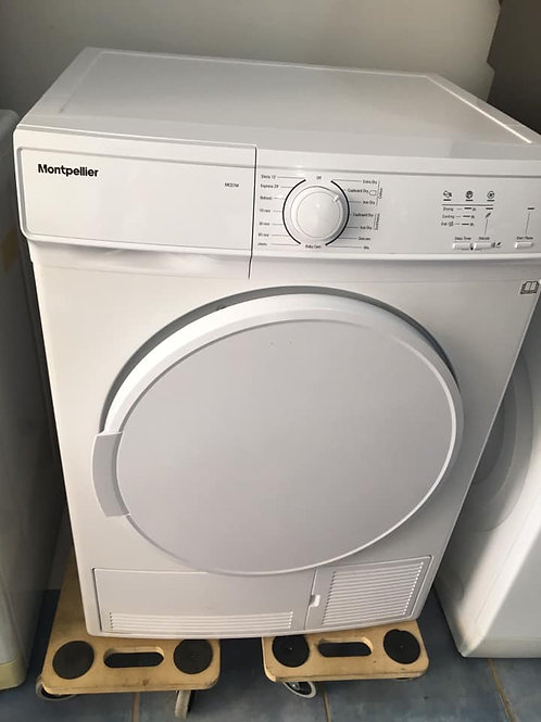 Montpellier 7kg condensing tumble dryer