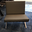 Thumbnail: Two Taupe grade 3 leather Barcelona seats