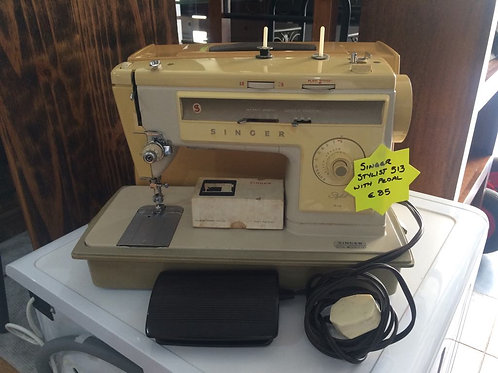Singer Stylist 513 sewing machine