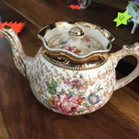 Arthur Wood English china teapot