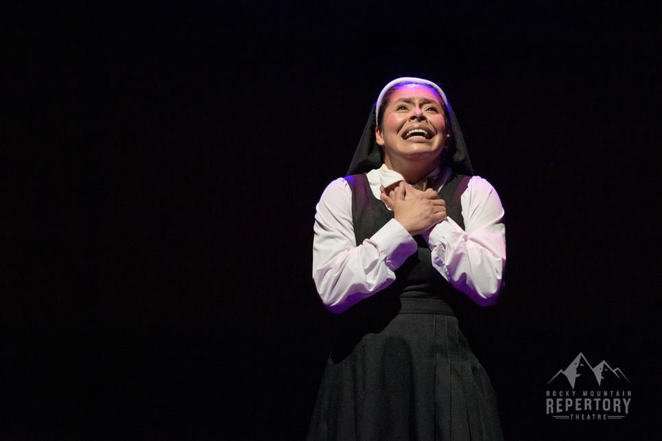 Celena Vera as Sister Mary Robert