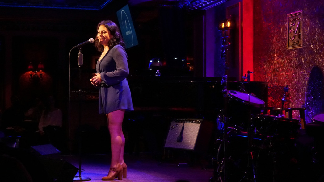 Bridging the Gap at 54 Below