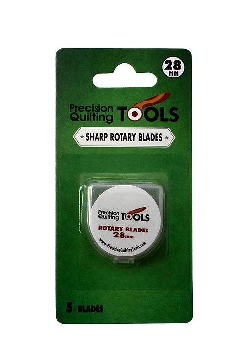 28mm Rotary Blades 10 Pack