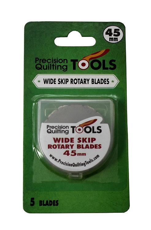 45mm Rotary Skip Blades 5 Pack