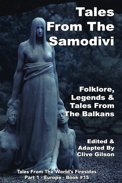 Tales From The Samodivi