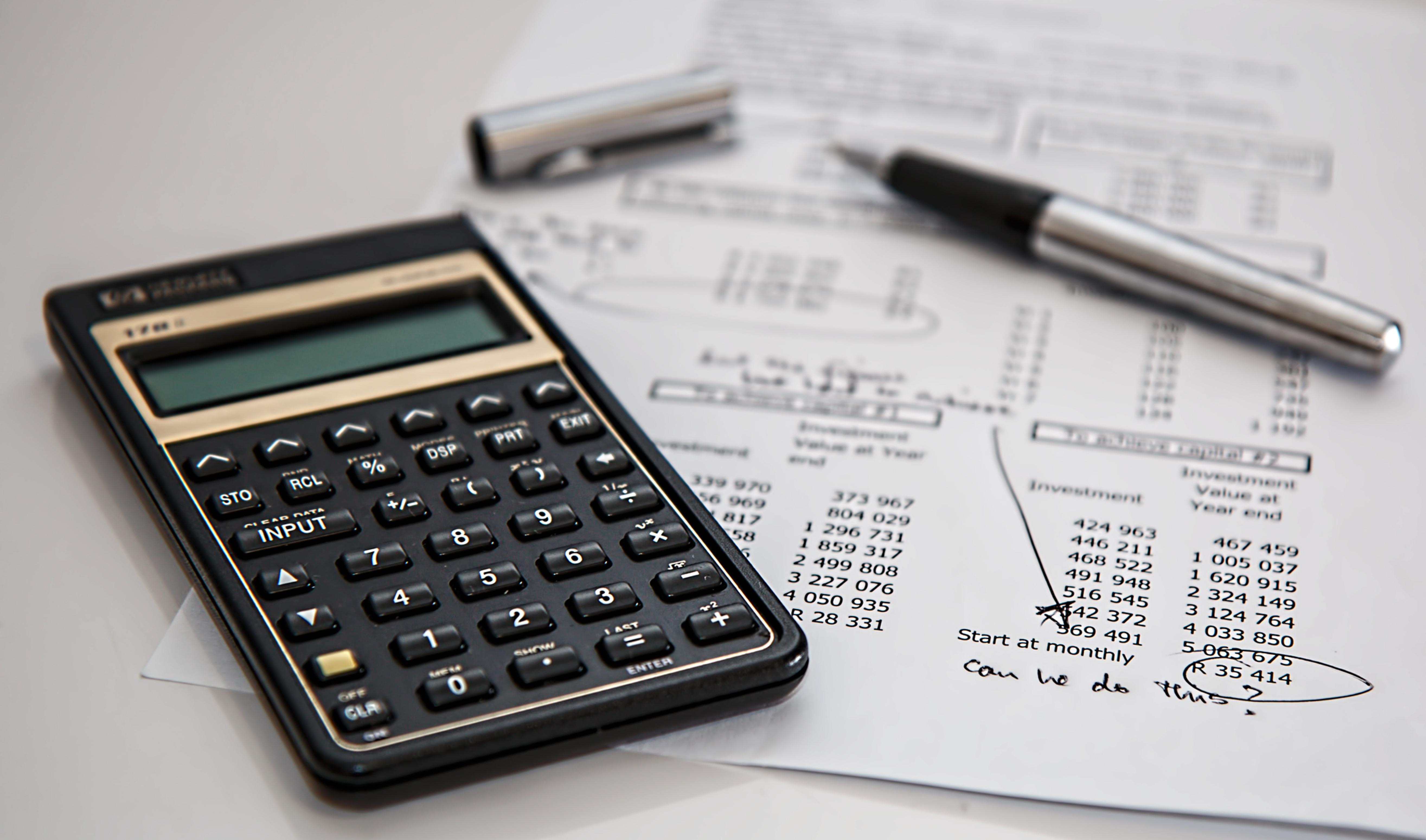 Personal Finance Analysis