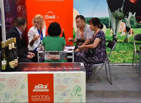Prezentujeme své partnery na jedné z největších čínských food exhibic