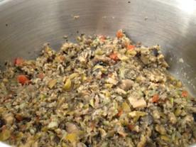 RECIPE:  Olive Salad