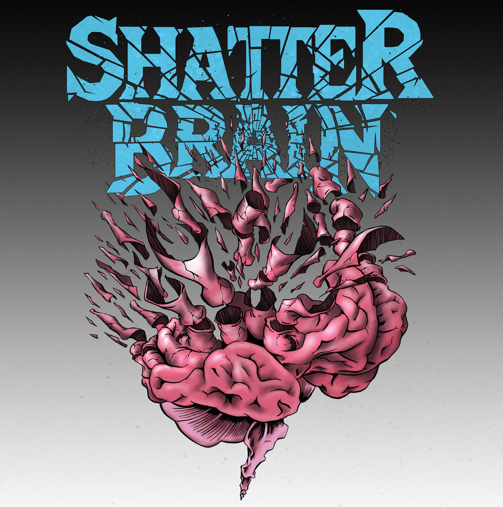 SHATTER BRAIN RELEASE VIDEO CLIP FOR 'DISCARD'