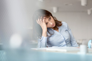 Is Stress derailing your career?