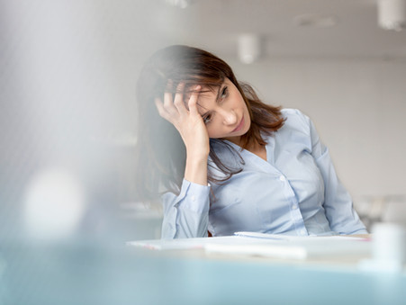 A Culture of Overwork Breeds Stress