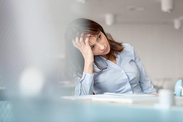 睡眠呼吸中止與憂鬱