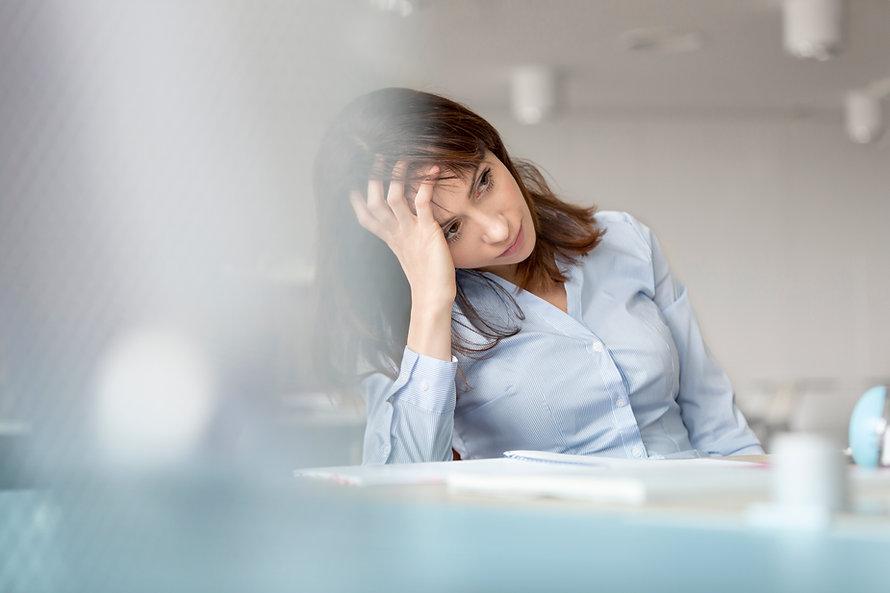 Frustrated Insurance Advisor