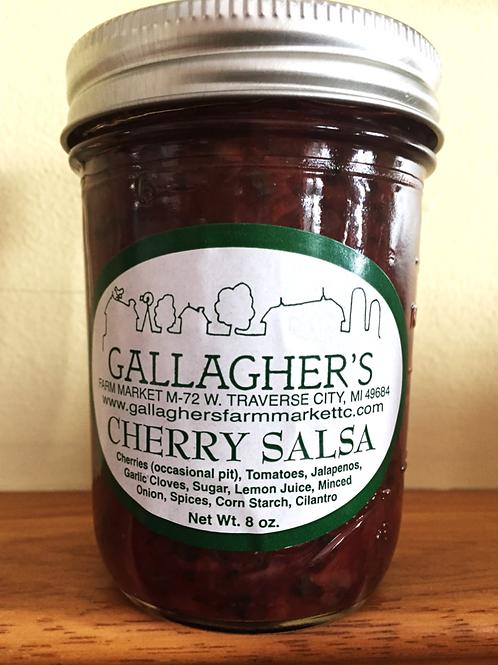 Cherry Salsa - 8 oz