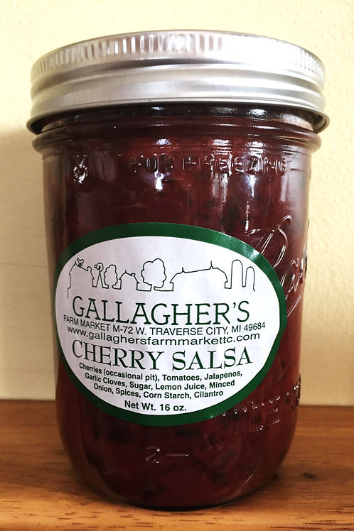 Cherry Salsa - 16 oz