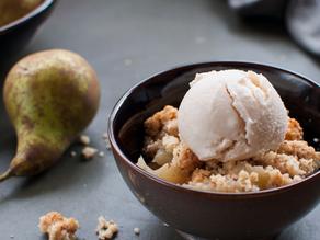 Pear Crumble Recipe