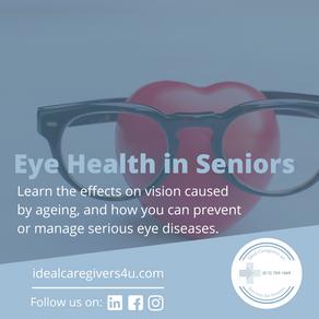 Eye Care in Seniors