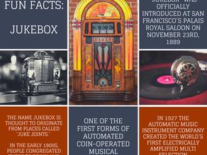 Fun Facts: The Jukebox
