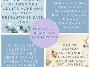 Fun Facts: New Year's Resolutions