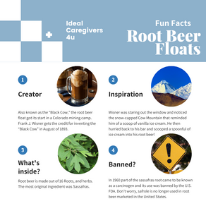 Fun Facts: Root Beer Floats