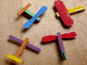 DIY Airplanes