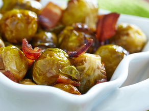 Savoury & Sweet Brussel Sprouts