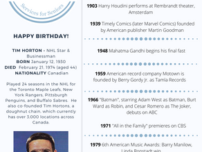 Jan. 12: This Day in History