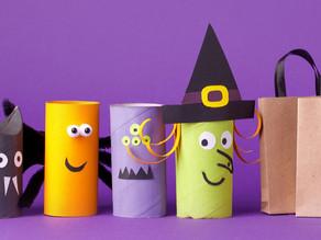 Crafty Halloween Characters