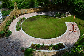 Garden design, maintenance