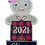 Thumbnail: Children's Christmas Decoration 2021