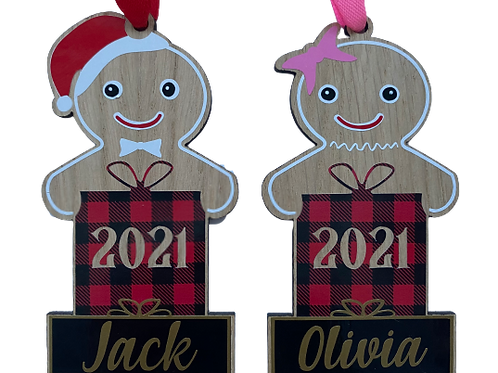 Children's Christmas Decoration 2021