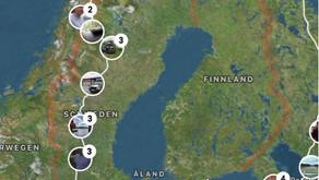 Die letzten Kilometer: wir freuen uns noch über Spenden
