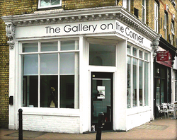 THE GALLERY ON THE CORNER