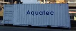 Aquatec container