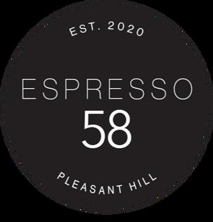 Espresso 58 logo