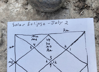 Solar Eclipse — July 2, 2019