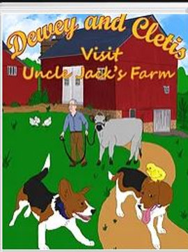 Dewey and Cletis Visit Uncle Jack's Farm
