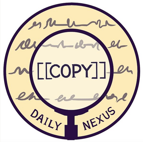 Sophie is a copy editor for UCSB's student-run newspaper, The Daily Nexus