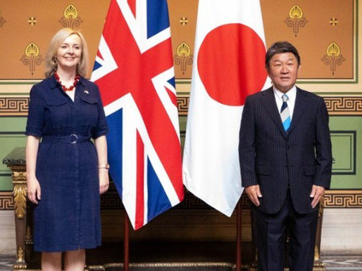 Britain and Japan fail to conclude trade deal, for the time being.