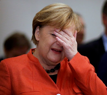 """Germany: """"Infections Growing Exponentially"""""""