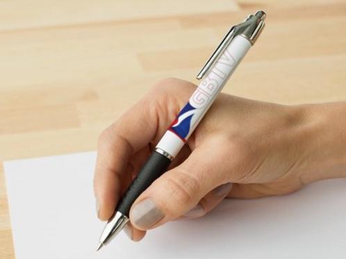 GBTV Ballpoint Pen (black ink)