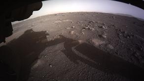 NASA Releases Incredible Footage of Mars Landing