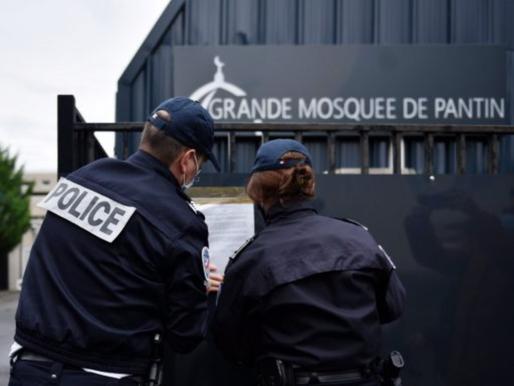 Authorities Close Grand Mosque of Pantin in Paris