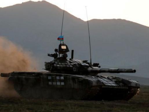 Nagorno-Karabakh Fighting Threatens to Drag in Turkey & Russia