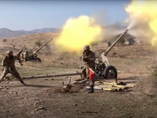 Ceasefire Fails in Ngorno-Karabakh